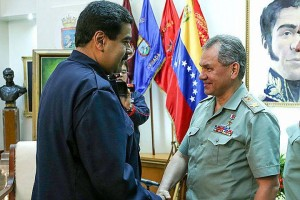con Maduro