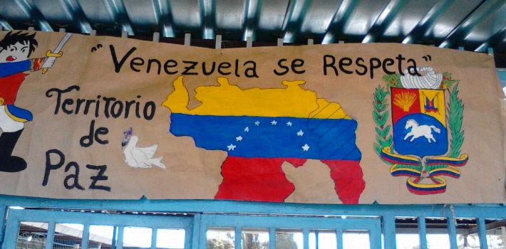 """Padres venezolanos denuncian tarea """"antiimperialista"""" en escuelas"""