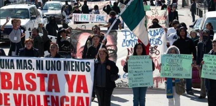 A tres meses de las elecciones, se dispara la violencia en México