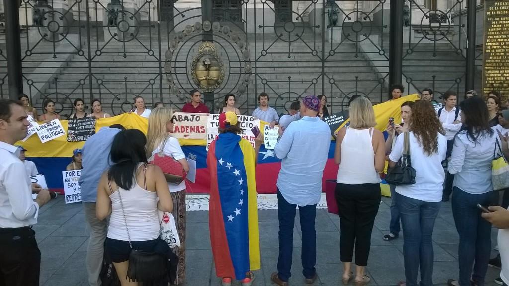 Diputados argentinos pedirán la expulsión de Venezuela del Mercosur