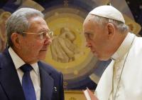 Sobre el papa, populismos, promesas y policías en la Cuba de los Castro