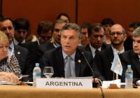 Mauricio Macri viaja a Davos con el objetivo de revertir la imagen argentina en el exterior