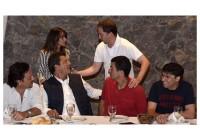 """Sergio Massa y Juan Manuel Urtubey, juntos en Pinamar para formar """"el peronismo del siglo XXI"""""""