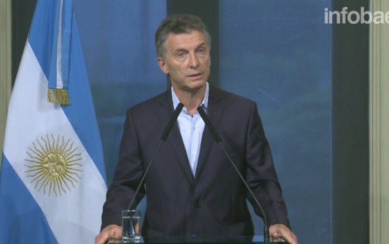 Mauricio Macri acusó al kirchnerismo de complicidad con el narcotráfico