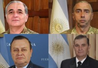 Macri cambia la cúpula de las Fuerzas Armadas