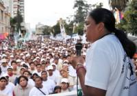 Suspendieron la personería jurídica de la Tupac Amaru y la Justicia imputó a Milagro Sala