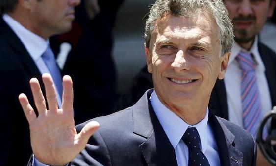Mauricio Macri donará su salario como presidente de Argentina a un comedor comunitario