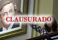 Macri ordenó sacar los cuadros de Nestor Kirchner y Hugo Chávez de Casa Rosada