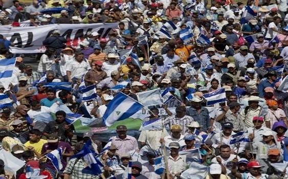 No cesan las protestas por la construcción del Canal de Nicaragua