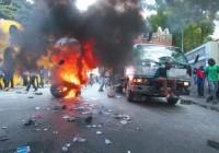 Haití quedó al borde de un vacío de poder por suspensión de elecciones