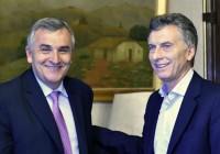 Gerardo Morales dijo que Mauricio Macri visitará Jujuy para anunciar obras viales y energéticas