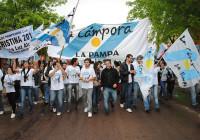 El 24/03 ya van a ver qué es La Cámpora…