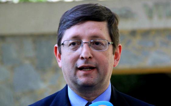 """El senador Óscar Ortiz Antelos: """"Este Gobierno de Bolivia ya comenzó su período de decadencia"""""""