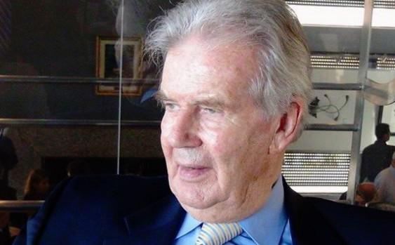 """Rolf Lüders: """"Chile no volverá a crecer sin confianza para invertir"""""""