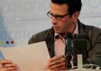 """Capriles: """"Este año habrá revocatorio y nuevo Gobierno en Venezuela"""""""