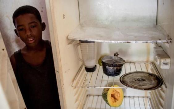 Las imágenes del hambre en Venezuela