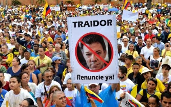 ¡Gracias, Colombia!