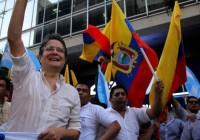 Ecuador: más movimientos respaldan al candidato opositor Guillermo Lasso